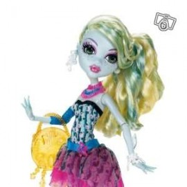 Lagoona blue - Monster High