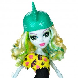 Papusa Lagoona Blue - Monster High pe role