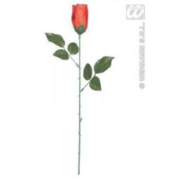Accesoriu carnaval - Trandafir rosu