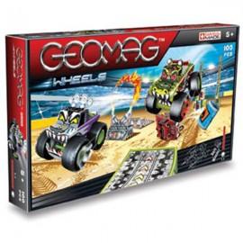 Geomag Kids Wheels 100 Piese