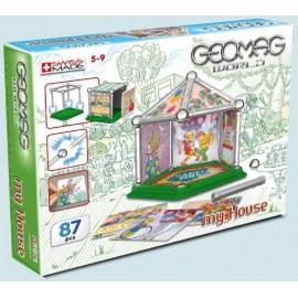 Geomag Mini Casa 87 piese