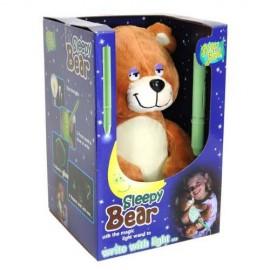 Ursulet somnoros cu efecte stralucitoare - Glow To Bed Bear