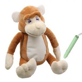 Maimutica somnoroasa cu efecte stralucitoare - Glow To Bed Monkey