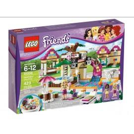 LEGO Friends Strandul orasenesc din Heartlake