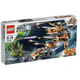 Anihilator De Gandaci - Lego Galaxy Squad