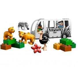 LEGO duplo - Autobuz Zoo