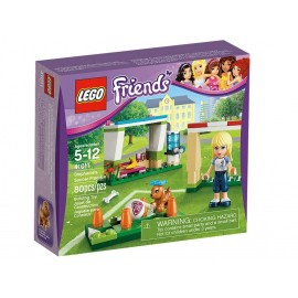 LEGO Friends - Antrenamentul de fotbal al Stephaniei