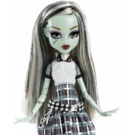 Frankie Stein - Monster High Ghouls Alive