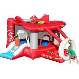 Happy Hop - Spatiu de joaca gonflabil Airplane