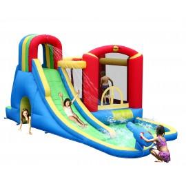 Happy Hop - Spatiu De Joaca Gonflabil Splash Wave imagine