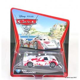Shu Todoroki - Disney Cars 2