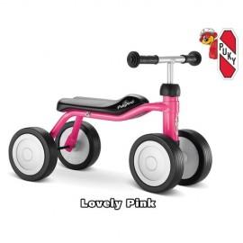 Masinuta fara pedale roz - Puky