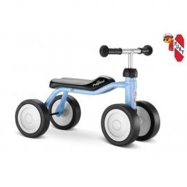 Masinuta fara pedale albastra - Puky
