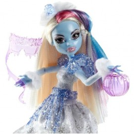 Abbey Bominable - Monster High Ghouls Rule