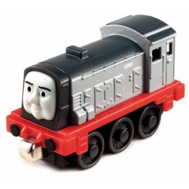 Thomas&Friends Locomotiva mica Dennis - Fisher Price