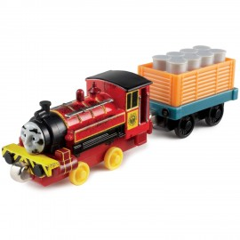 Thomas&Friends Locomotiva Victor and Oil Cargo - Fisher Price