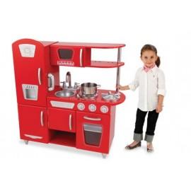 Bucatarie Vintage Red Kidkraft