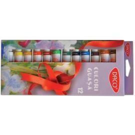 Set 12 culori guasa