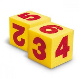 Cuburi mari cu numere
