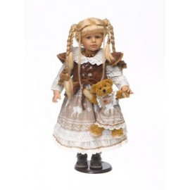 Papusa de portelan - Christine (serie limitata) 72 cm