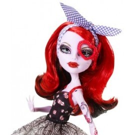 Operetta  - Monster High papusi petrecarete