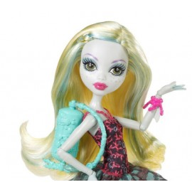 Lagoona Blue  - Monster High papusi petrecarete