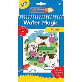 Water Magic - Farm - Carte de colorat Apa Magica - Ferma