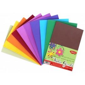 Hartie gumata 10 culori