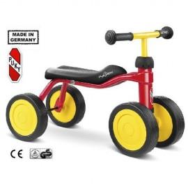 Masinuta fara pedale rosie Puky