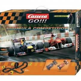 Circuit Carrera Go Formula Competition