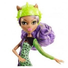 Papusa Clawdeen Wolf - Monster High pe role