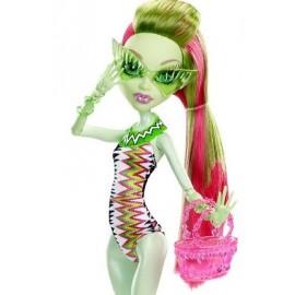 Venus Mcflytrap - Monster High In Costum De Baie