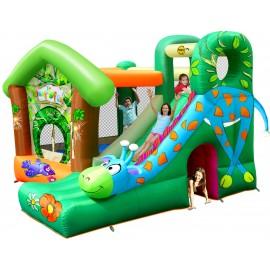 Happy Hop - Spatiu De Joaca Gonflabil Jungle imagine