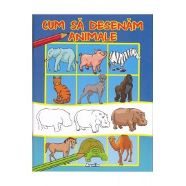 Cum sa desenam animale