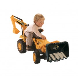 Tractor Max cu remorca si cupa - Smoby