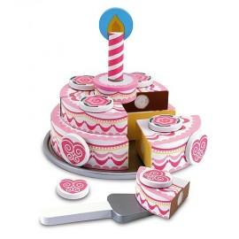 Set de joaca Tort etajat - Melissa & Doug