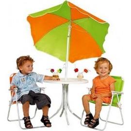 Set picknik masa cu 2 scaune pentru copii
