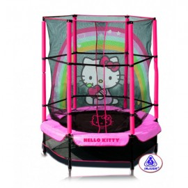 Trambulina Copii 140 Cm Hello Kitty