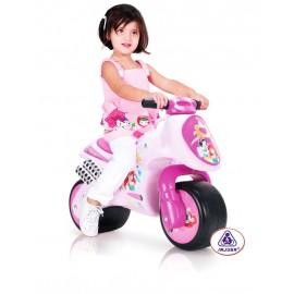 Motocicleta fara pedale Injusa Princess (INJ1908)