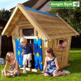 Casuta Crazy Playhouse JungleGym