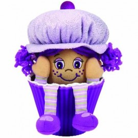 Little Miss Muffin - Plum 13 cm