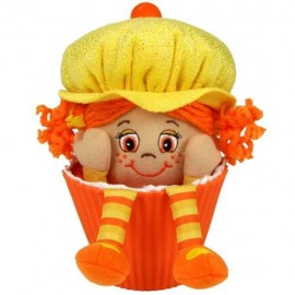 Little Miss Muffin - Pumpkin 13 cm