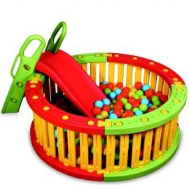 Spatiu De Joaca Pentru Bile King Kids