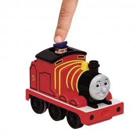 Thomas & Friends - Locomotiva James cu conductor