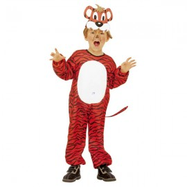 Costum Tigru