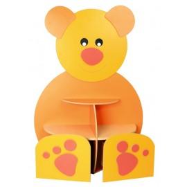 Mic mobilier cu rafturi – Bear