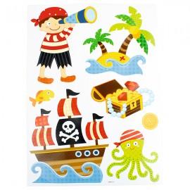 Autocolante – Micul Pirat