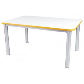 Blat masă cu cant colorat - 11 - Colores