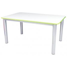Blat masă cu cant colorat - 13 - Colores