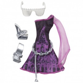 Set de haine pentru Papusa Monster High Spectra